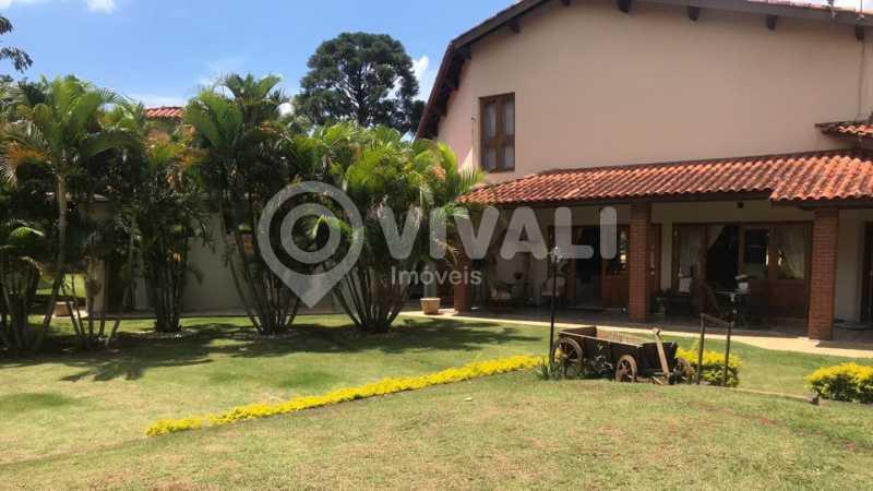 área externa - Casa em Condomínio 5 quartos à venda Itatiba,SP - R$ 1.800.000 - VICN50019 - 24