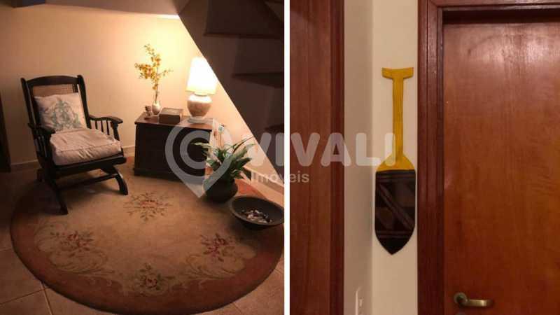 Sala - Casa em Condomínio 5 quartos à venda Itatiba,SP - R$ 1.800.000 - VICN50019 - 7