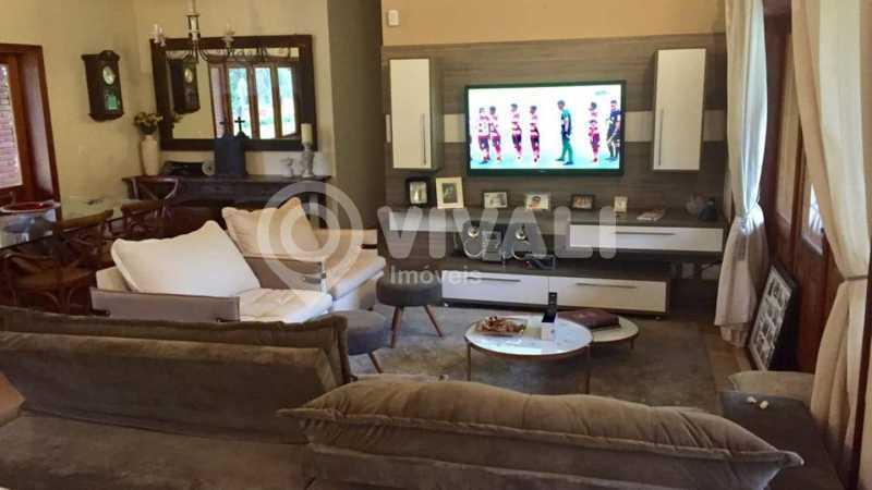 Sala - Casa em Condomínio 5 quartos à venda Itatiba,SP - R$ 1.800.000 - VICN50019 - 10