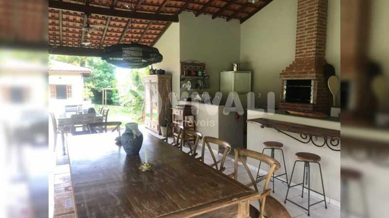 área Gourmet - Casa em Condomínio 5 quartos à venda Itatiba,SP - R$ 1.800.000 - VICN50019 - 13