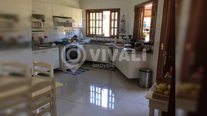 Cozinha - Casa em Condomínio 5 quartos à venda Itatiba,SP - R$ 1.800.000 - VICN50019 - 5
