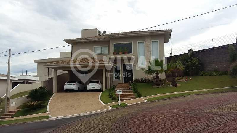 Frente - Casa em Condomínio 3 quartos à venda Itatiba,SP - R$ 1.150.000 - VICN30165 - 1