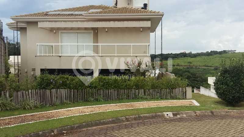 Fundos - Casa em Condomínio 3 quartos à venda Itatiba,SP - R$ 1.150.000 - VICN30165 - 3