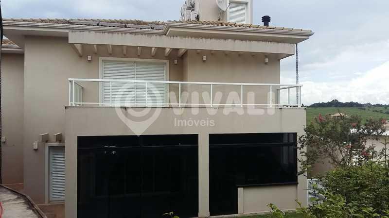 Fundos - Casa em Condomínio 3 quartos à venda Itatiba,SP - R$ 1.150.000 - VICN30165 - 5
