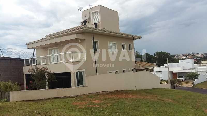Lateral - Casa em Condomínio 3 quartos à venda Itatiba,SP - R$ 1.150.000 - VICN30165 - 4