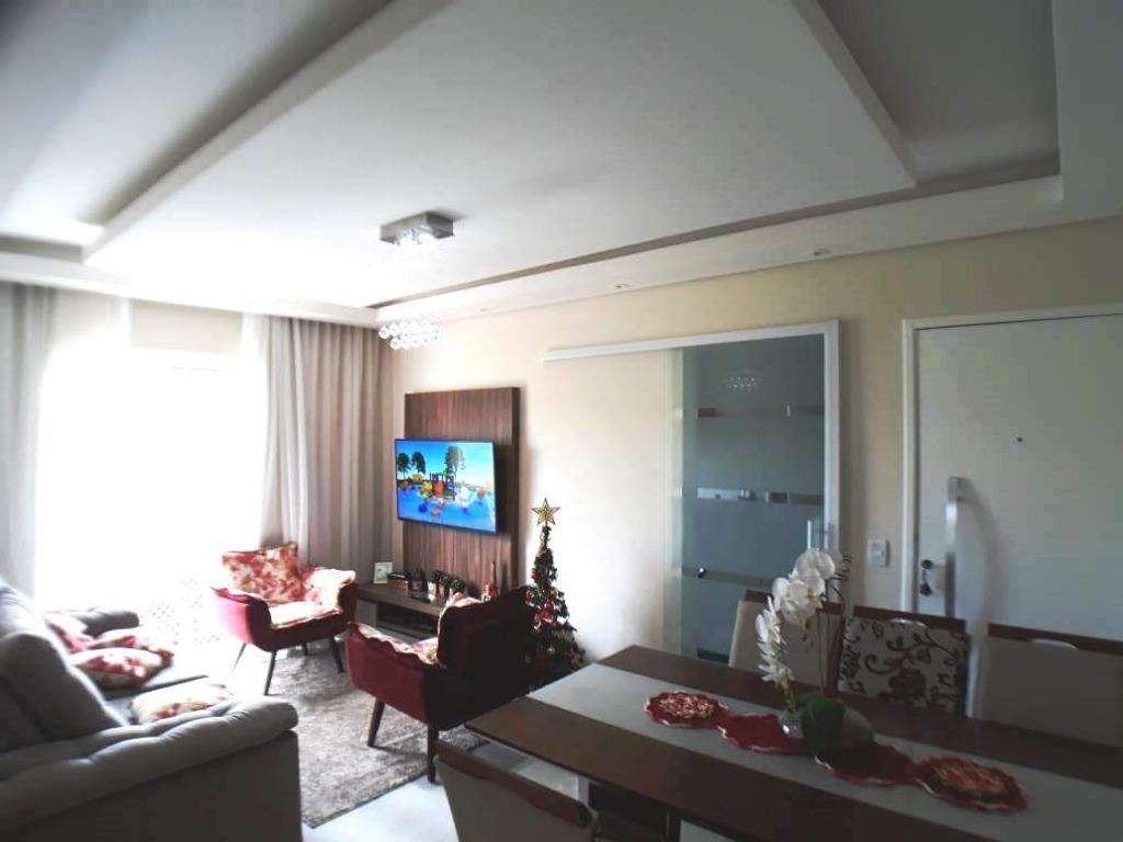 FOTO0 - Apartamento 3 quartos à venda Itatiba,SP - R$ 270.000 - AP0726 - 1
