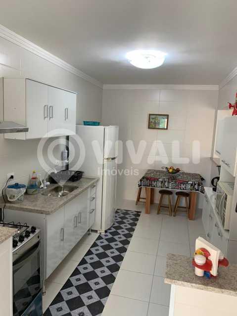 Cozinha - Apartamento 3 quartos à venda Praia Grande,SP - R$ 575.000 - VIAP30043 - 8