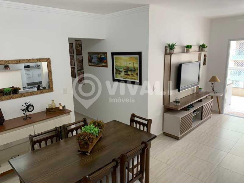 Sala de Jantar - Apartamento 3 quartos à venda Praia Grande,SP - R$ 575.000 - VIAP30043 - 1
