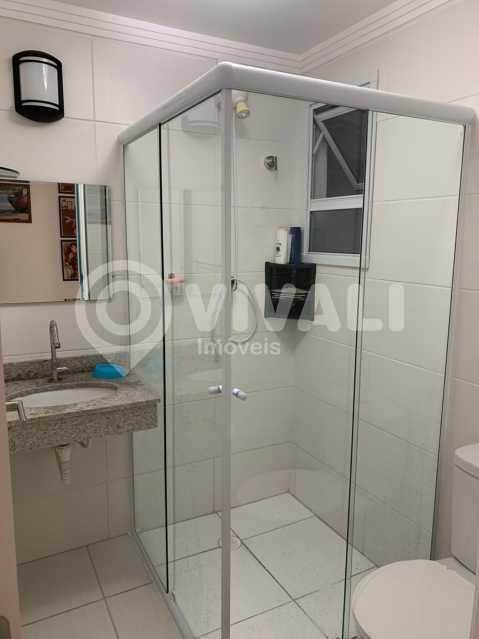 Banheiro 1 - Apartamento 3 quartos à venda Praia Grande,SP - R$ 575.000 - VIAP30043 - 13