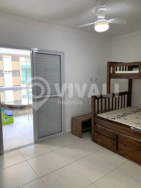 Quarto - Apartamento 3 quartos à venda Praia Grande,SP - R$ 575.000 - VIAP30043 - 10
