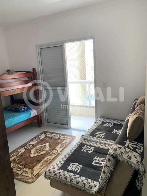 Quarto - Apartamento 3 quartos à venda Praia Grande,SP - R$ 575.000 - VIAP30043 - 11