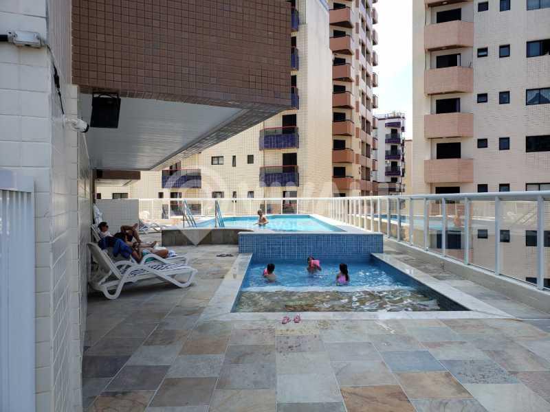 Piscina - Apartamento 3 quartos à venda Praia Grande,SP - R$ 575.000 - VIAP30043 - 25