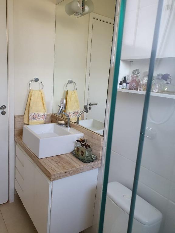 FOTO0 - Apartamento 2 quartos à venda Itatiba,SP - R$ 296.800 - AP0814 - 1