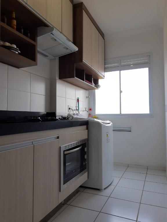 FOTO1 - Apartamento 2 quartos à venda Itatiba,SP - R$ 220.000 - AP0837 - 3