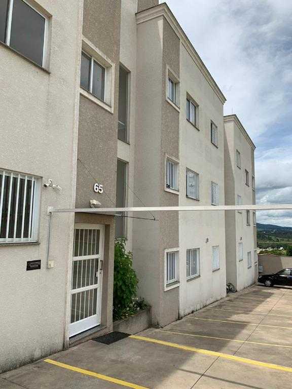 FOTO0 - Apartamento 3 quartos à venda Itatiba,SP - R$ 230.000 - AP0852 - 1