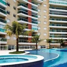 FOTO0 - Apartamento 3 quartos à venda Guarujá,SP - R$ 600.000 - AP0870 - 1