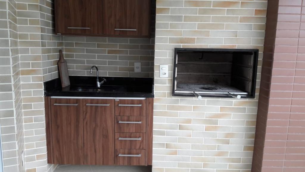FOTO9 - Apartamento 3 quartos à venda Guarujá,SP - R$ 600.000 - AP0870 - 11