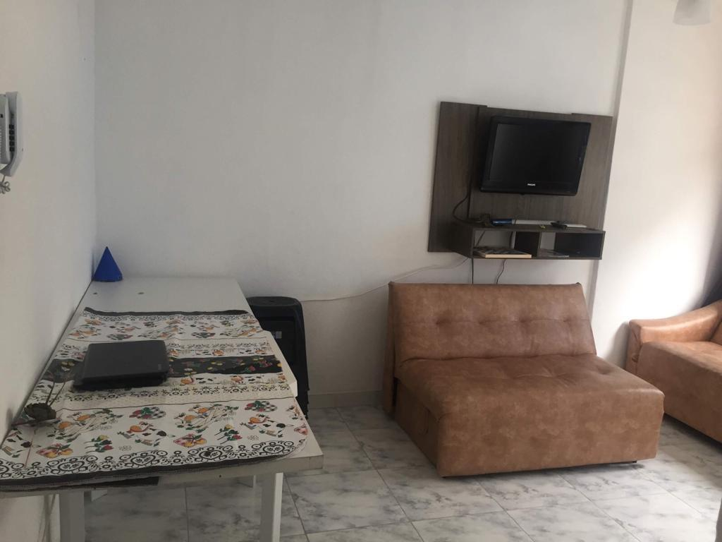 FOTO1 - Apartamento 1 quarto à venda São Vicente,SP - R$ 220.000 - AP1005 - 3