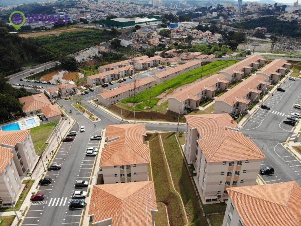 FOTO11 - Apartamento 2 quartos à venda Itatiba,SP - R$ 260.000 - AP1067 - 13