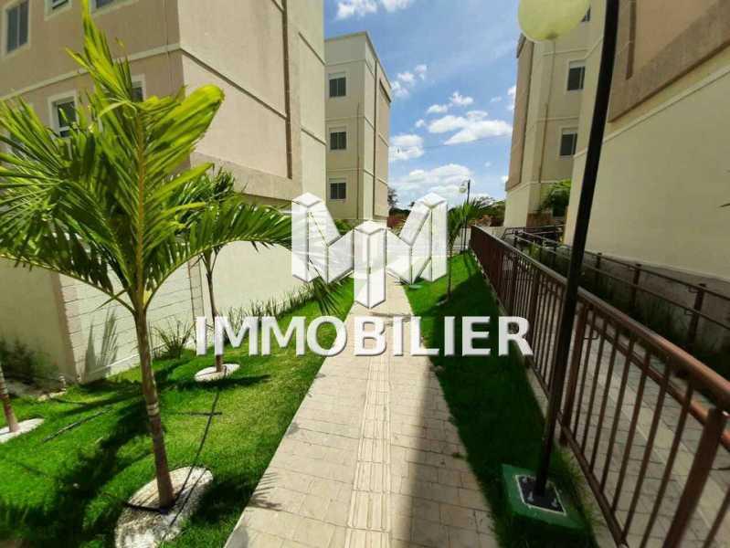 terrazzo horizonte - Apartamento 2 quartos à venda Teresina,PI - R$ 157.990 - IMAP20005 - 4