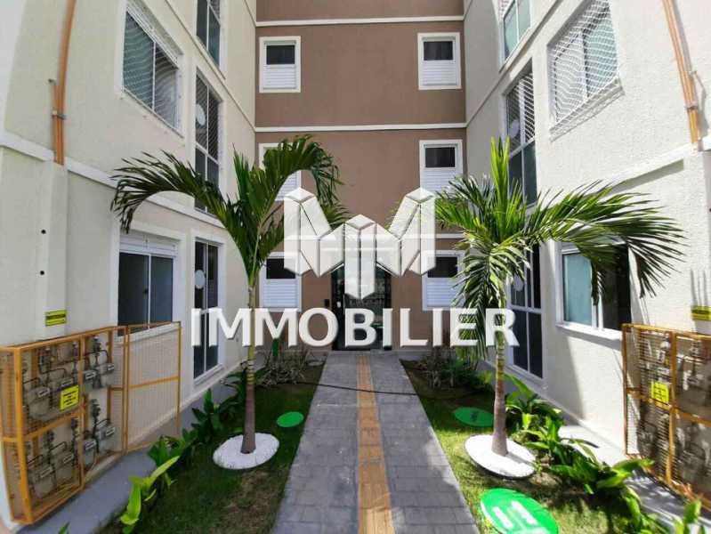 terrazzo horizonte - Apartamento 2 quartos à venda Teresina,PI - R$ 157.990 - IMAP20005 - 3