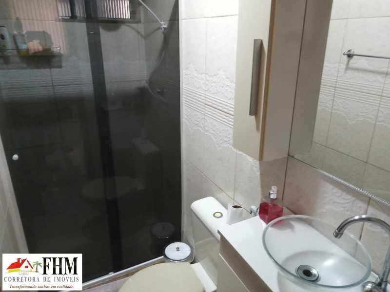 0_IMG-20210723-WA0141_watermar - Casa de Vila à venda Rua Camaipi,Campo Grande, Rio de Janeiro - R$ 260.000 - FHM6814 - 23
