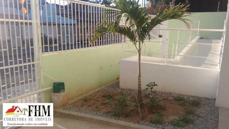 WhatsApp Image 2021-05-20 at 1 - Casa de Vila à venda Rua Capitão Lafay,Inhoaíba, Rio de Janeiro - R$ 210.000 - FHM6780 - 5