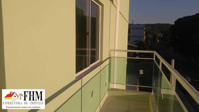WhatsApp Image 2021-05-20 at 1 - Casa de Vila à venda Rua Capitão Lafay,Inhoaíba, Rio de Janeiro - R$ 210.000 - FHM6780 - 9