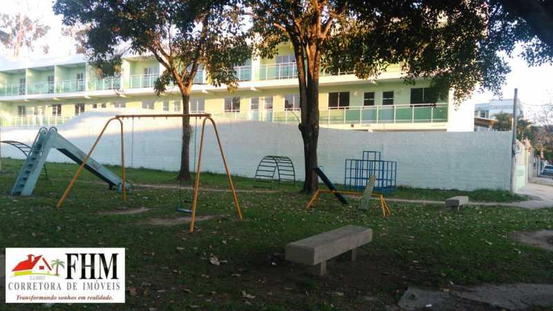 WhatsApp Image 2021-05-20 at 1 - Casa de Vila à venda Rua Capitão Lafay,Inhoaíba, Rio de Janeiro - R$ 210.000 - FHM6780 - 4