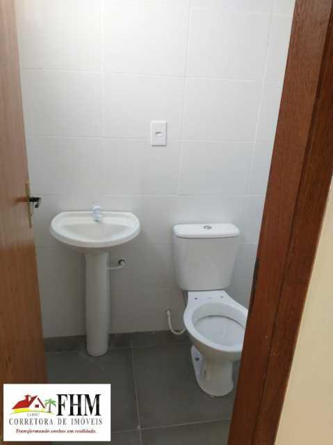 IMG-20210520-WA0077 - Casa de Vila à venda Rua Poata,Campo Grande, Rio de Janeiro - R$ 330.000 - FHM6781 - 28
