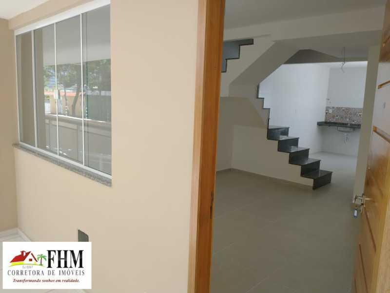 IMG-20210520-WA0079 - Casa de Vila à venda Rua Poata,Campo Grande, Rio de Janeiro - R$ 330.000 - FHM6781 - 11