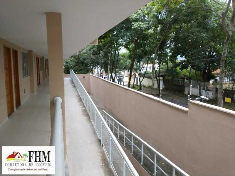 IMG-20210520-WA0097 - Casa de Vila à venda Rua Poata,Campo Grande, Rio de Janeiro - R$ 330.000 - FHM6781 - 7