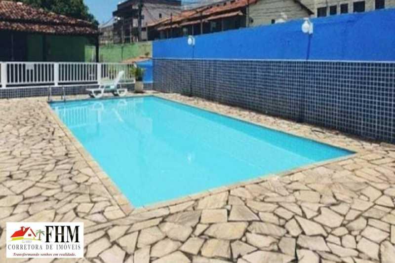 8_IMG-20210602-WA0026_watermar - Casa em Condomínio à venda Rua Guandu Mirim,Santíssimo, Rio de Janeiro - R$ 215.000 - FHM6786 - 1