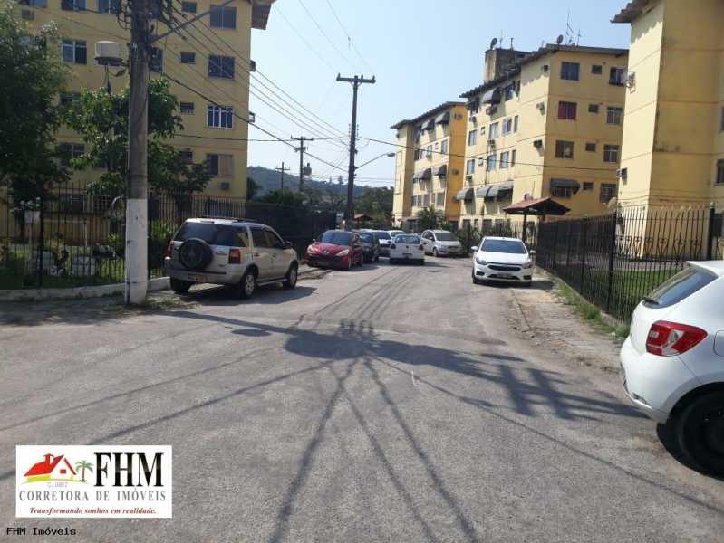 2 - Apartamento à venda Rua Artur Rios,Senador Vasconcelos, Rio de Janeiro - R$ 105.000 - FHM1014 - 3