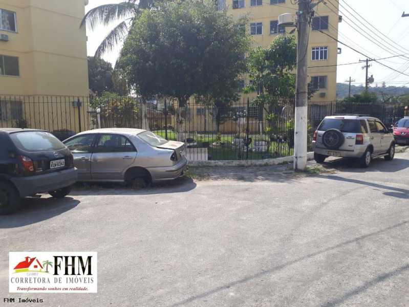 3 - Apartamento à venda Rua Artur Rios,Senador Vasconcelos, Rio de Janeiro - R$ 105.000 - FHM1014 - 4