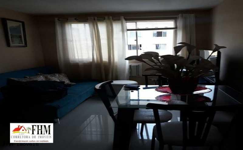 11 - Apartamento à venda Rua Artur Rios,Senador Vasconcelos, Rio de Janeiro - R$ 105.000 - FHM1014 - 12