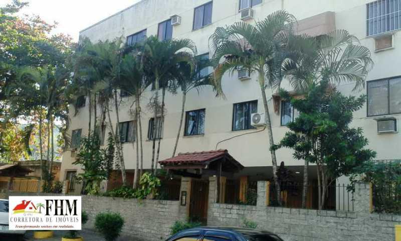 1 - Apartamento à venda Rua Juruena,Senador Vasconcelos, Rio de Janeiro - R$ 120.000 - FHM1016 - 1
