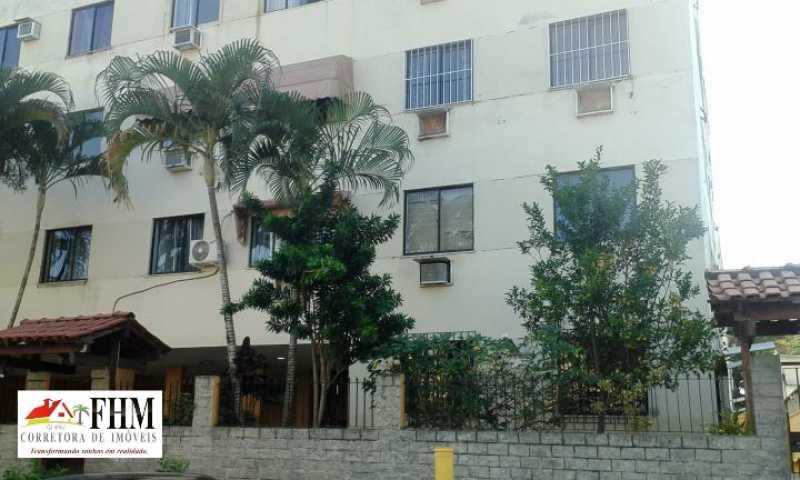 2 - Apartamento à venda Rua Juruena,Senador Vasconcelos, Rio de Janeiro - R$ 120.000 - FHM1016 - 3