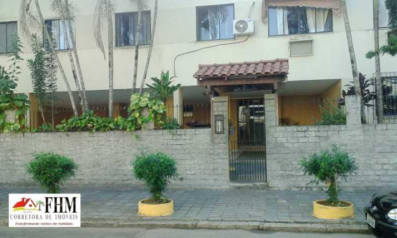 3 - Apartamento à venda Rua Juruena,Senador Vasconcelos, Rio de Janeiro - R$ 120.000 - FHM1016 - 4
