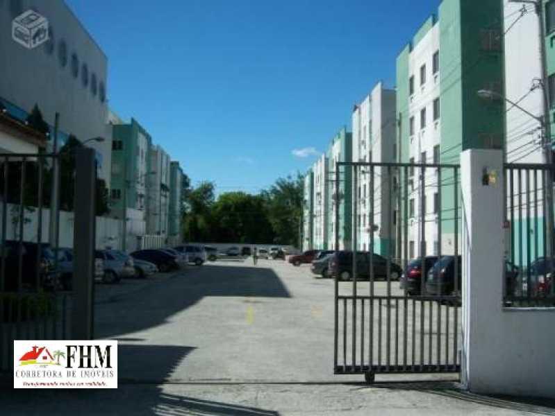 1 - Apartamento à venda Rua Baicuru,Campo Grande, Rio de Janeiro - R$ 130.000 - FHM2062 - 1