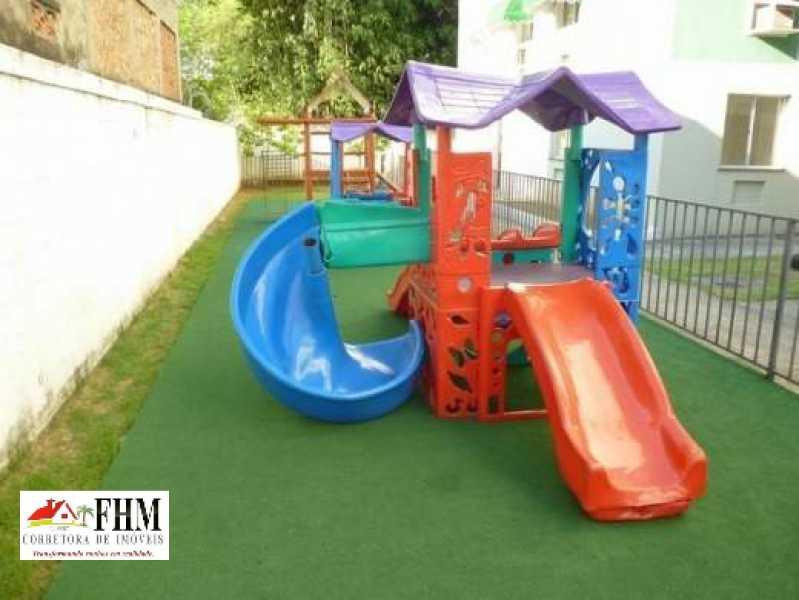 2 - Apartamento à venda Rua Baicuru,Campo Grande, Rio de Janeiro - R$ 130.000 - FHM2062 - 3