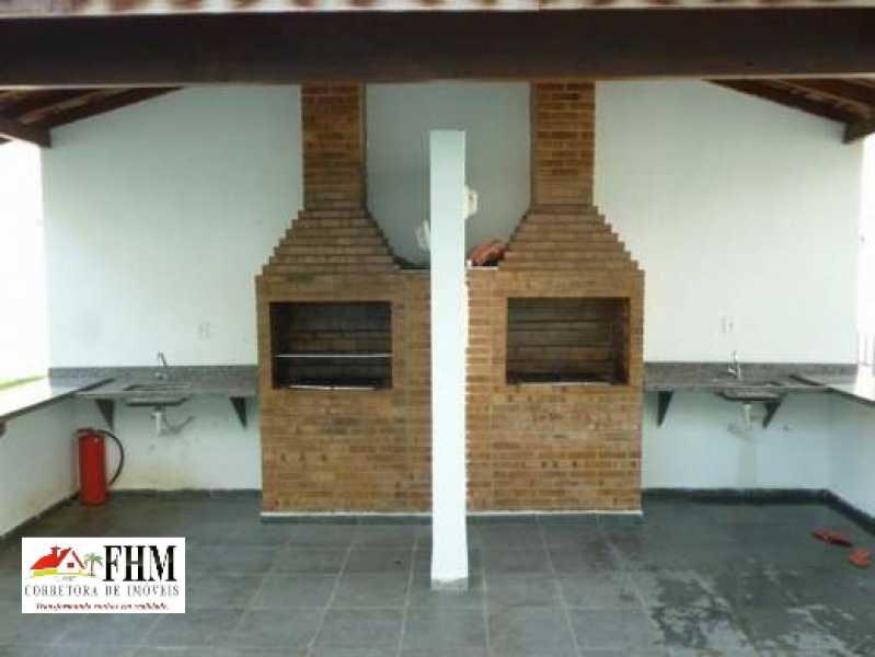 3 - Apartamento à venda Rua Baicuru,Campo Grande, Rio de Janeiro - R$ 130.000 - FHM2062 - 4