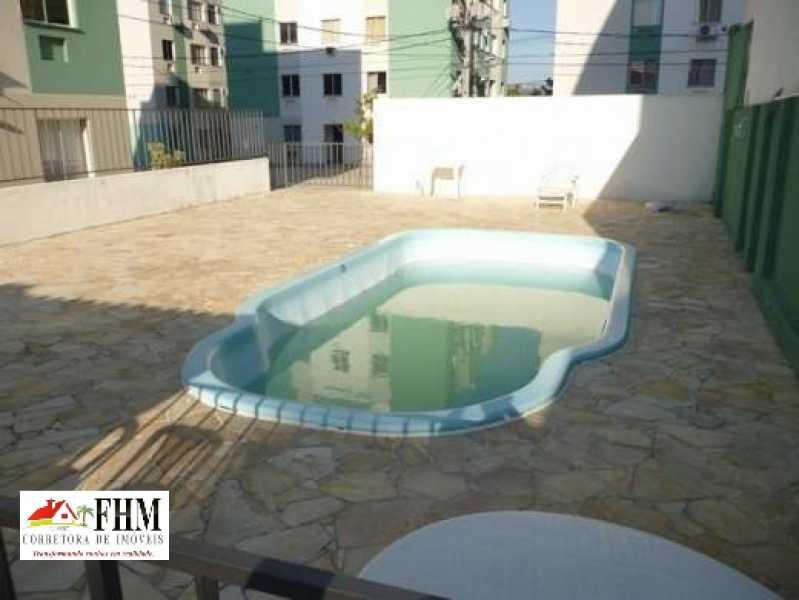 4 - Apartamento à venda Rua Baicuru,Campo Grande, Rio de Janeiro - R$ 130.000 - FHM2062 - 5