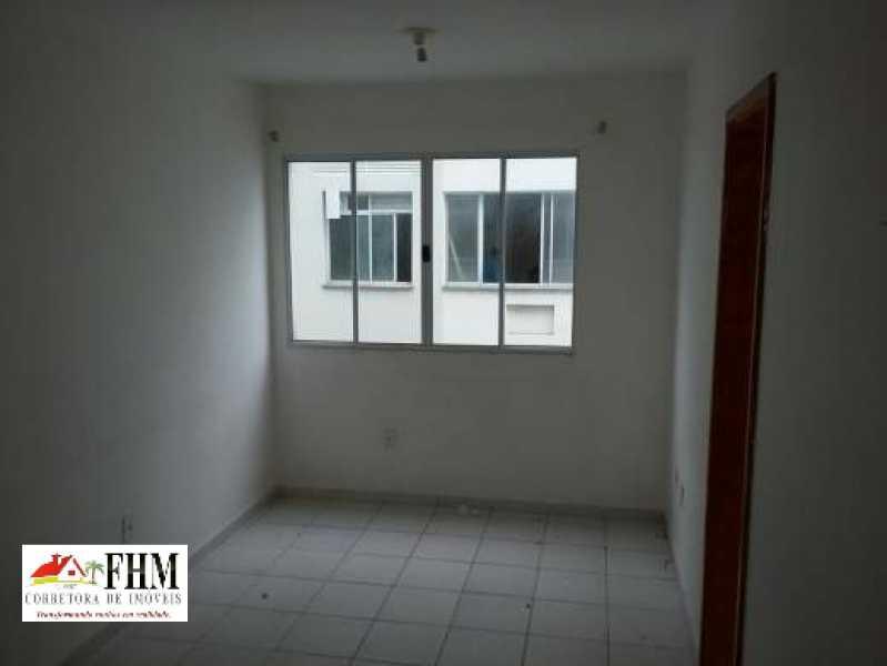 5 - Apartamento à venda Rua Baicuru,Campo Grande, Rio de Janeiro - R$ 130.000 - FHM2062 - 6