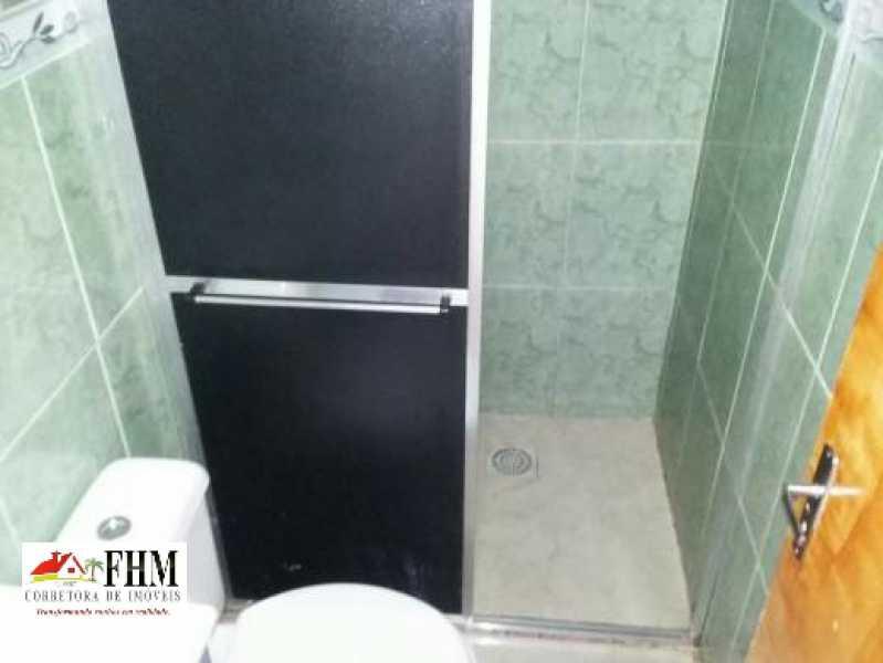 8 - Apartamento à venda Rua Baicuru,Campo Grande, Rio de Janeiro - R$ 130.000 - FHM2062 - 9