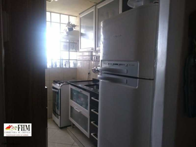 3 2 - Apartamento à venda Rua Almerinda de Castro,Campo Grande, Rio de Janeiro - R$ 145.000 - FHM2307 - 4
