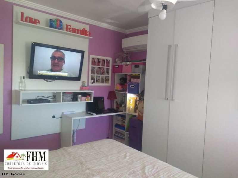 52 - Apartamento à venda Rua Almerinda de Castro,Campo Grande, Rio de Janeiro - R$ 145.000 - FHM2307 - 9