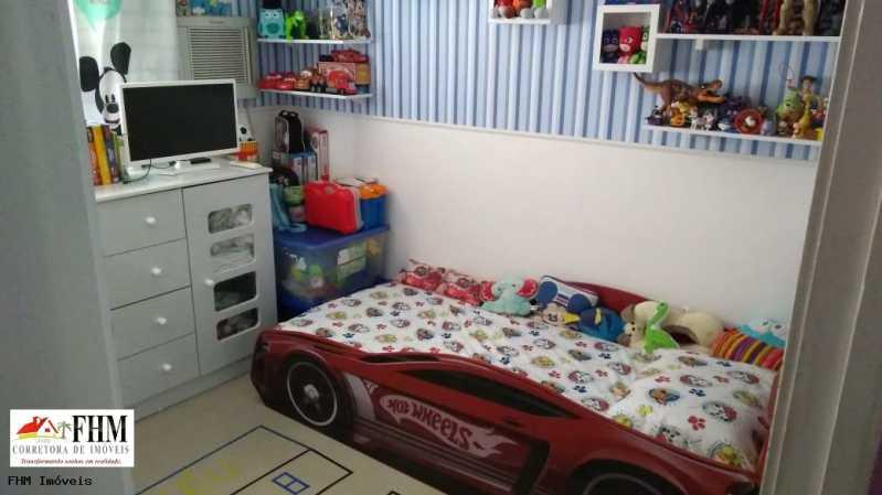 6 - Apartamento à venda Rua Almerinda de Castro,Campo Grande, Rio de Janeiro - R$ 145.000 - FHM2307 - 10