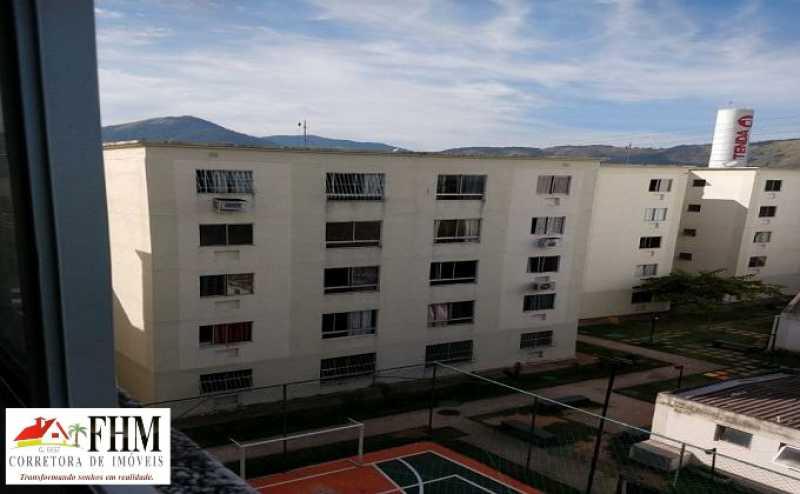 0_20201026140554609 2_watermar - Apartamento à venda Estrada do Mato Alto,Campo Grande, Rio de Janeiro - R$ 130.000 - FHM2321 - 1