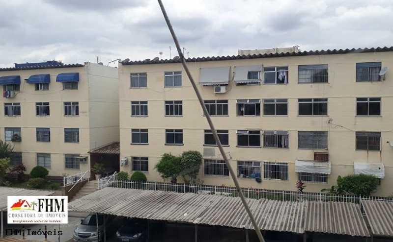 1 - Apartamento à venda Rua Almerinda de Castro,Campo Grande, Rio de Janeiro - R$ 100.000 - FHM2326 - 1